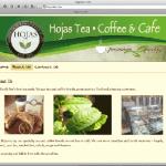 Hojas-Tea Website image